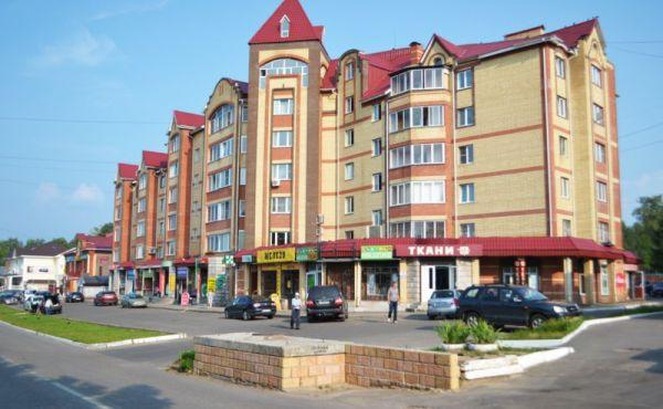 Просторная однокомнатная квартира с улучшенной планировкой в центре г.Волоколамска